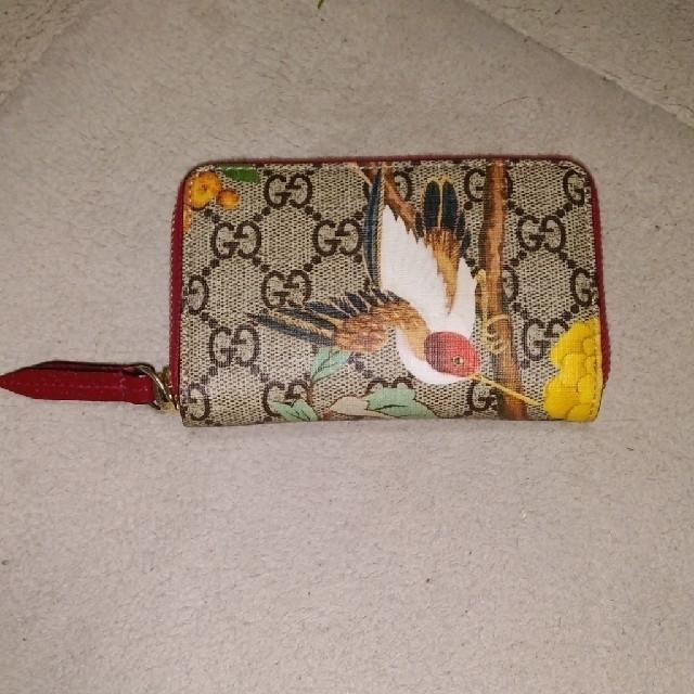 Gucci(グッチ)のママさん専用 メンズのファッション小物(コインケース/小銭入れ)の商品写真