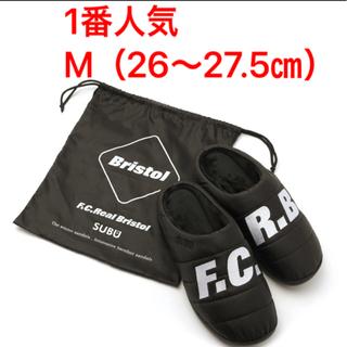 エフシーアールビー(F.C.R.B.)の早い者勝ち【即完売品 1番人気M】F.C.R.B×SUBU SANDAL(サンダル)
