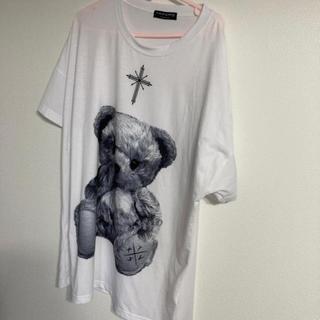 ミルクボーイ(MILKBOY)のTRAVAS TOKYO トラバストーキョー   初期 くま BIG Tシャツ(Tシャツ/カットソー(半袖/袖なし))