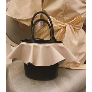 スナイデル(snidel)の♡ frill bag -2way- ♡(ショルダーバッグ)