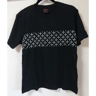ナンバーナイン(NUMBER (N)INE)の【新品】Marlboro×Number (N)ine コラボTシャツ ブラック(Tシャツ/カットソー(半袖/袖なし))