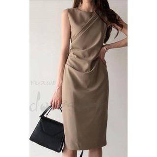 フレイアイディー(FRAY I.D)のタイトドレス(ミディアムドレス)