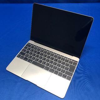 アップル(Apple)のMacBook (12-inch, Mid 2017)(ノートPC)