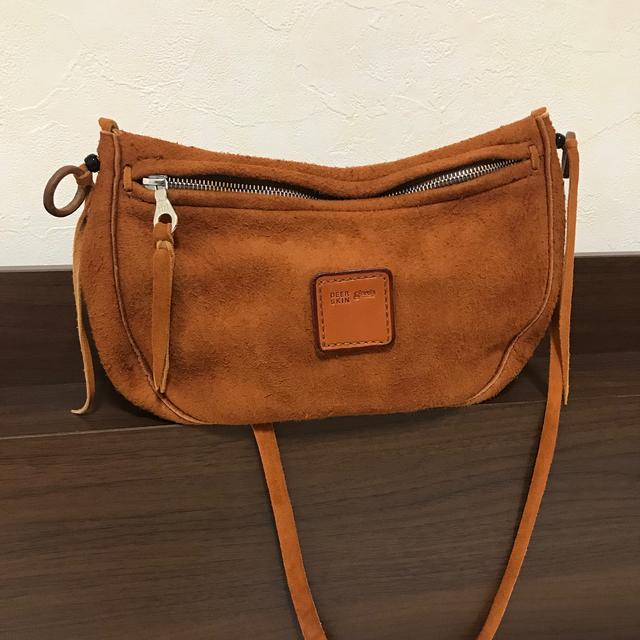 goro's(ゴローズ)のゴローズ ディアスキン ショルダーバッグ メンズのバッグ(ショルダーバッグ)の商品写真