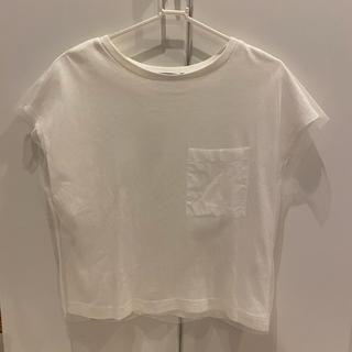 ダブルクローゼット(w closet)のTシャツ カットソー レディース(Tシャツ(半袖/袖なし))