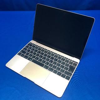 アップル(Apple)のMacBook (12-inch, Early 2016) (ノートPC)