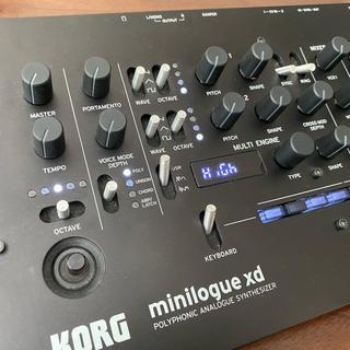 KORG - KORG minilogue xd module