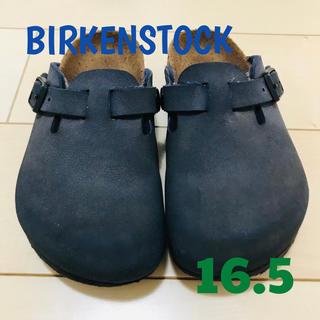 ビルケンシュトック(BIRKENSTOCK)のBIRKENSTOCK ビルケンシュトック☆16.5☆Boston ボストン(サンダル)