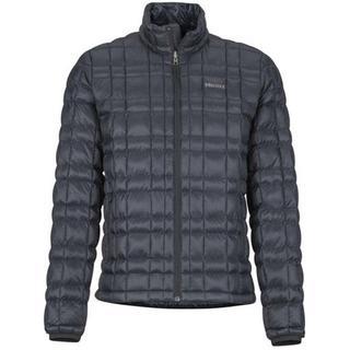 マーモット(MARMOT)のマーモットフェザーレスジャケット ブラック USサイズS 定価31900円(ダウンジャケット)