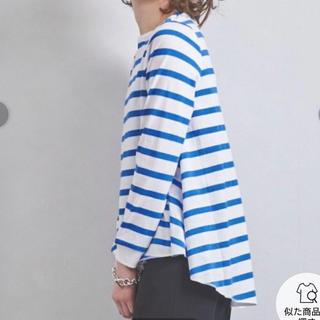 ユナイテッドアローズ(UNITED ARROWS)のユナイテッドアローズ ボーダーTシャツ(Tシャツ(長袖/七分))