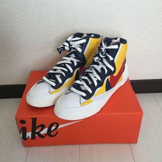 Sacai x Nike Blazer Mid サカイ×ナイキ ブレーザー ミッ(スニーカー)