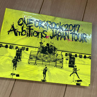 "ワンオクロック(ONE OK ROCK)のONE OK ROCK 2017 ""Ambitions"" JAPAN TOUR (ミュージック)"