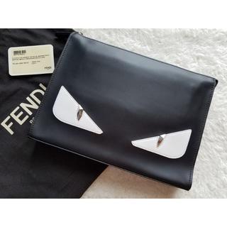 FENDI - FENDI フェンディ Monster Eye クラッチバッグ