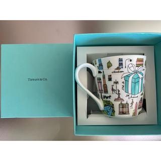 ティファニー(Tiffany & Co.)のティファニーマグカップ(マグカップ)