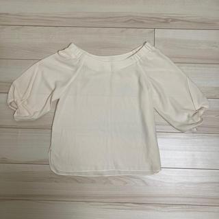 ヴィス(ViS)のカットソー(Tシャツ/カットソー(七分/長袖))