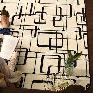 カーペット メビウス MEVIUS 3畳 約200×240cm  当店オリジナル(オフィス/パソコンデスク)