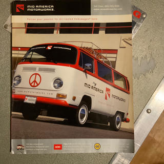 Volkswagen - VW フォルクスワーゲン ワーゲンバス フラットフォー 世田谷ベース