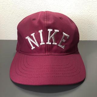 ナイキ(NIKE)の激レア 希少 '80s〜'90s NIKE cap(キャップ)