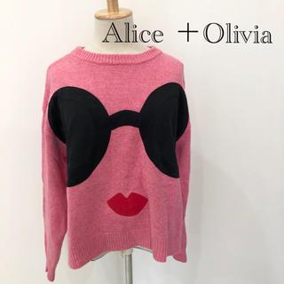 アリスアンドオリビア(Alice+Olivia)のアリスオリビア ニット セーター(ニット/セーター)