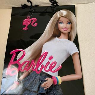 バービー(Barbie)のバービー紙袋(ショップ袋)