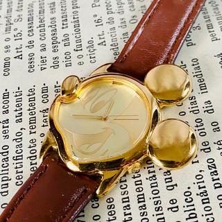 セイコー(SEIKO)の【ディズニー ローラスbyセイコー】ミッキー ミッキーマウス クォーツ 腕時計(腕時計)