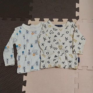 ムージョンジョン(mou jon jon)の男の子 薄手長袖Tシャツ(Tシャツ)