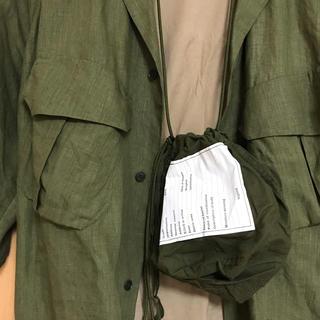 ビームス(BEAMS)の絶品 パーソナルエフェクトバッグ 巾着バッグ(トートバッグ)