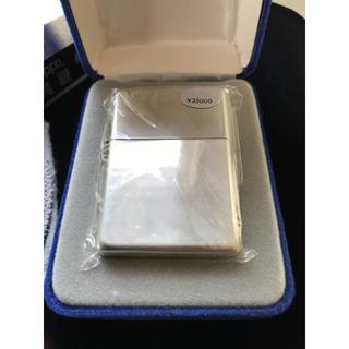 ジッポー(ZIPPO)のzippo ジッポー 2001年製 スターリング (純銀製) #15 新品未開封(その他)