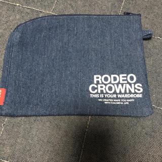 ロデオクラウンズワイドボウル(RODEO CROWNS WIDE BOWL)の中古ロデオクラウンズ   マスクケース(ポーチ)