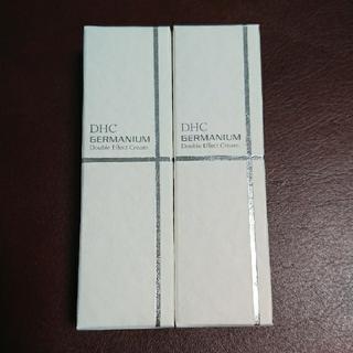 ディーエイチシー(DHC)のDHC Wエフェクトクリーム GE 2本(アイケア/アイクリーム)