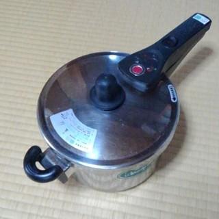 ワンダーシェフ(ワンダーシェフ)のワンダーシェフ wonderchef 片手圧力鍋(調理機器)