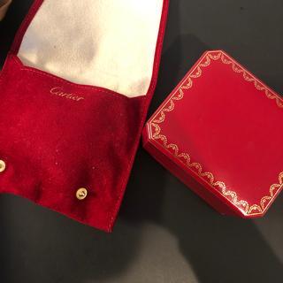 カルティエ(Cartier)の雪乃様専用 Cartier 時計ケース セット(ショップ袋)
