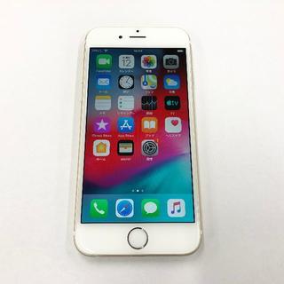 アップル(Apple)のsoftbank iPhone6 16GB ゴールド(スマートフォン本体)