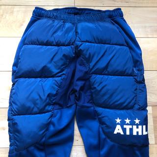 アスレタ(ATHLETA)のATHLETA アスレタ中綿ウォームパンツ04127 Lサイズ(ウェア)