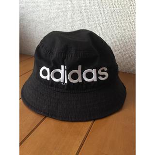アディダス(adidas)のアディダス kidsバケットハット(帽子)