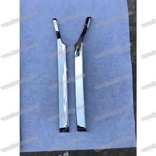 日産 UD クオン メッキ バンパー エンドカバー 左右セット(トラック・バス用品)