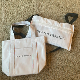 ディーンアンドデルーカ(DEAN & DELUCA)のDEAN&DELUCA エコバッグ トートバッグ 2つセット(エコバッグ)