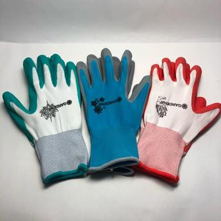 コストコ(コストコ)のGardena ガルデナ レディース ガーデン手袋 3組セット ガーデニング(その他)