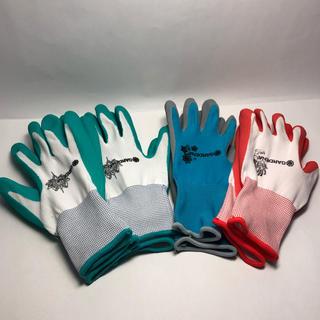 コストコ(コストコ)のGardena ガルデナ レディース ガーデン手袋 4組セット ガーデニング(その他)