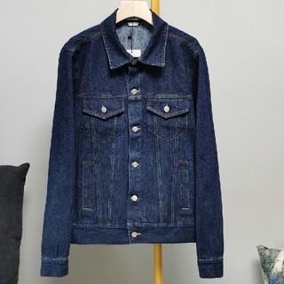 ディオール(Dior)の☆特別価格☆  人気のブルーデニムジャケット  ボタンのロゴ(Gジャン/デニムジャケット)