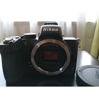 Nikon - Nikon Z50 ダブルレンズキット FTZマウントアダプター バッテリー×2