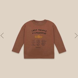 ボボチョース(bobo chose)の20AW   BOBOCHOSES  Tシャツ(Tシャツ/カットソー)