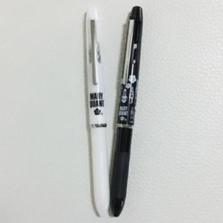 マリークワント(MARY QUANT)の限定  マリクワ  ハイテックCコレト  4色ホルダー2本 (ペン/マーカー)
