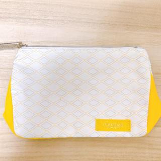 【ロクシタン】新品未使用 | ポーチ | 黄色(ポーチ)