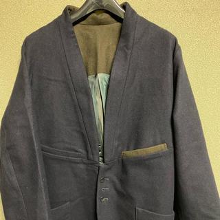 コムデギャルソン(COMME des GARCONS)のka na ta 10years coat(チェスターコート)