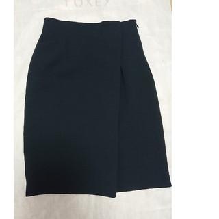 ラトータリテ(La TOTALITE)のラトータリテ ラップ風スカート36(ひざ丈スカート)