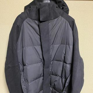 ヨウジヤマモト(Yohji Yamamoto)のkanata Q dawn jacket (ダウンジャケット)