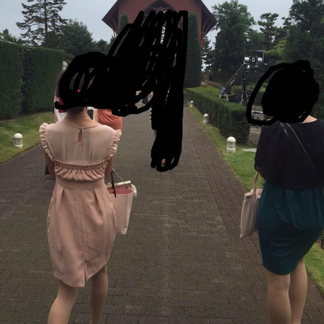 Lily Brown(リリーブラウン)のドレス♡ レディースのフォーマル/ドレス(ミディアムドレス)の商品写真