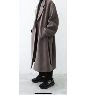 サンシー(SUNSEA)のstein 20aw Lay Chester Coat チェスターコート(チェスターコート)