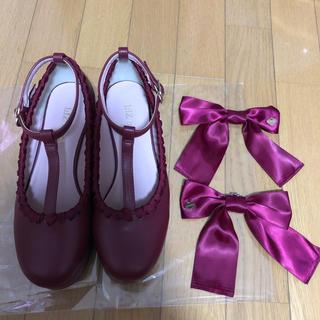 リズリサ(LIZ LISA)のLIZLISA 靴(ローファー/革靴)